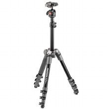 MANFROTTO BEFREE 1 ALU BH GRY
