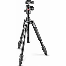 Manfrotto Befree Advanced Aluminium Black