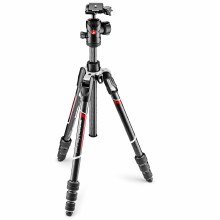 Manfrotto Befree Advanced Carbon Fibre Travel Tripod Twist With Ball Head