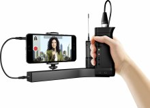 IK Multimedia IP-IKLIP-AV-IN Smartphone Grip