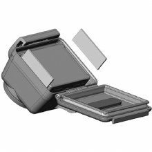 GoPro Hero 3 Anti Fog Inserts