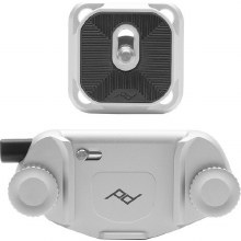 Peak Design Camera Clip Silver