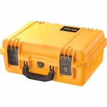 Peli Storm IM2200 Case With Foam Yellow