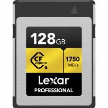 Lexar 128GB Professional CFexpress Type B Card