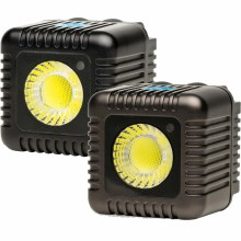 Lume Cube Two Pack (Black)