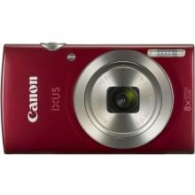 Canon IXUS 185 Red Compact Camera