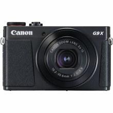 Canon Powershot G9 X Mark II Black Compact Camera