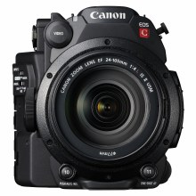 Canon EOS C200 Cine Camera with 24-105mm F4L Lens (Canon EF Mount)