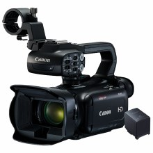 Canon XA11 HD Camcorder + Power Kit Pack