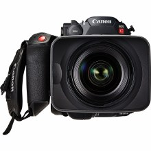 Canon EOS C200 Cine Camera with 18-80mm IS Lens (Canon EF Mount)