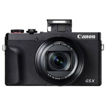 Canon PowerShot G5 X Mark II Camera + Additional NB-13L Battery