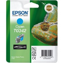 Epson T0342 Cyan ink