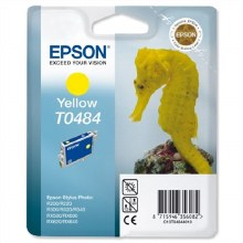 Epson T0484 Yellow ink