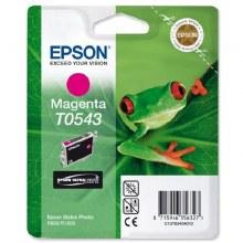 Epson T0543 Magenta ink