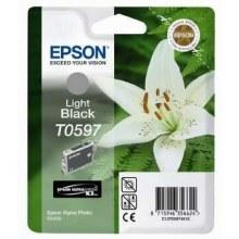 Epson T0597 Light Black ink