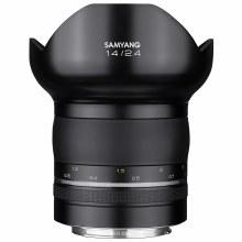 Samyang XP  14mm F2.4 Lens for Canon EF