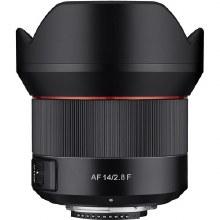 Samyang AF  14mm F2.8 Lens for Canon EF
