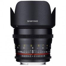 Samyang  50mm T1.5 AS UMC Lens for Canon EF