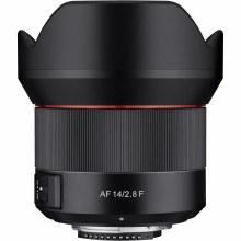Samyang AF 14mm F2.8 For Nikon F