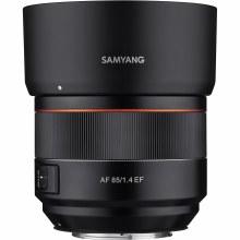 Samyang AF  85mm F1.4 Lens for Nikon F