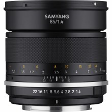 Samyang MF  85mm F1.4 MK2 For Nikon F