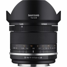 Samyang MF  14mm F2.8 MK2 Lens for Nikon F