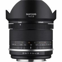 Samyang MF  14mm F2.8 MK2 Lens for Canon EF