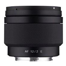 Samyang AF 12mm F2 Lens for Sony E-Mount