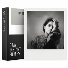 Impossible Film for I-Type (Black & White)