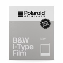 Polaroid Originals Black&White Film for i-Type