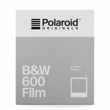 Polaroid Originals Black&White Film for 600