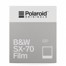 Polaroid Originals Black&White Film for SX-70