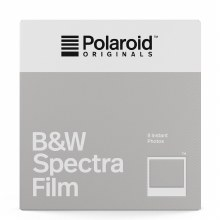 Polaroid Originals Black&White Film for Spectra