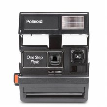 Polaroid 600 Square Vintage Camera