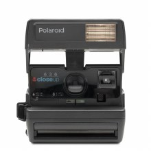 Polaroid 600 OneStep Close-Up Vintage Camera