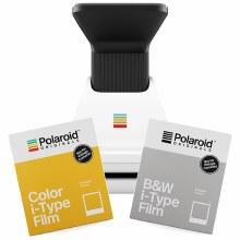 Polaroid Lab Everything Box - Instant Photo Printer with Film