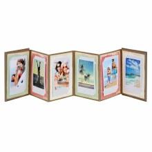 "Fujifilm Instax Mini ""Ice Cream"" Accordion Photo Frame"