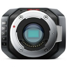 Blackmagic Micro Studio Camera 4K Camera Body