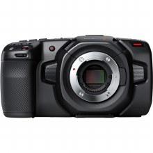 Blackmagic Pocket Cinema Camera 4K Camera Body