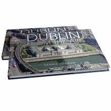 Dublin From The Air, by Dennis Horgan