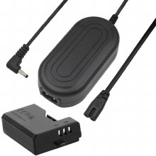 Gonine ACK-E10 AC Power Adapter With DR-E10 DC Coupler Kit For Canon