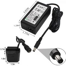 Gonine NP-FZ100 AC Power Adapter Kit for Sony