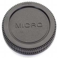 Lens Back Cap Micro 4:3