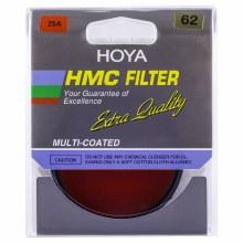 Hoya 62mm 25A Red HMC