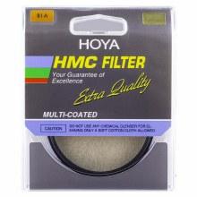 Hoya 49mm 81A Colour Correction HMC