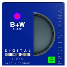 B+W 39mm ND 0.6 Neutral Density (2-Stop, 4x) F-Pro MRC (102)