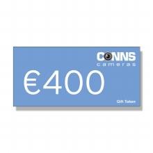 Gift Voucher  €400