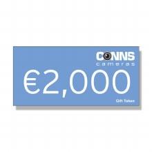 Gift Voucher €2000