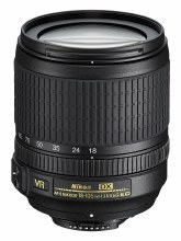 Nikon AF-S  18-105 F3.5-5.6G ED VR DX [from kit]