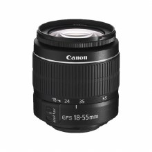 Canon EF-S 18-55mm F3.5-5.6 III (From Kit)